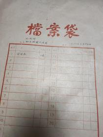 1966年比利时妇女联盟代表团访问中国赠送宣传画两张如图