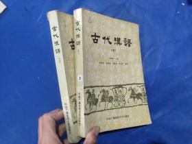 古代汉语 (上下两册)