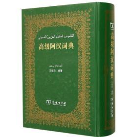 高级阿汉词典