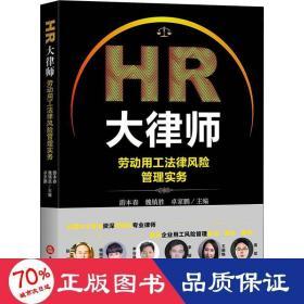 hr大律师 劳动用工律风险管理实务 法律实务  新华正版
