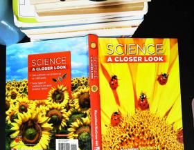 Science, A Closer Look Grade 1, Student Edition.