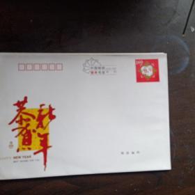 第一种信封6个,第二种信封45个,共51个,1.6元信封