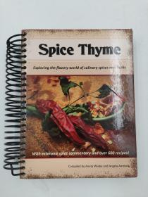 spice thyme exploring the flavory world of culinary spices and herbs
