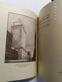 1926年《二十世纪加拿大展望》16开照片图多