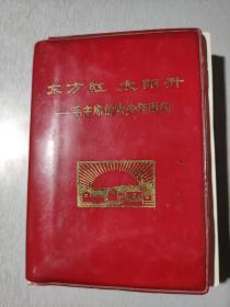 东方红太阳升——毛主席的青少年时代
