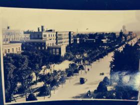 民国老照片.民国时期的中国医科大学