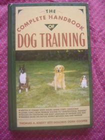(英文原版)训狗大全 The Complete Handbook of Dog Training