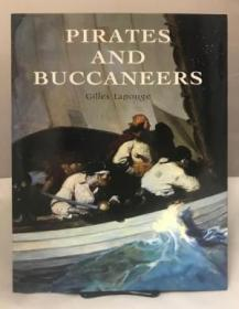 Pirates and Buccaneers by Gilles Lapouge First Edition