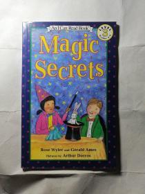 Magic Secrets (I Can Read, Level 3)魔术大揭秘