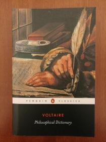 Philosophical Dictionary(实拍书影,国内现货)