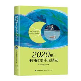 2020年中国微型小说精选 2020中国年选系列 长江文艺出版社