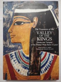 The Treasures of the Valley of the Kings 埃及帝王谷的珍宝