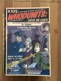 KIDS' WHODUNITS: CATCH THE CLUES!