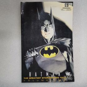 Batman: The Greatest Stories Ever Told Vol 2