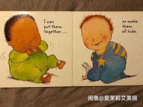Ten Little Fingers [Board Book]