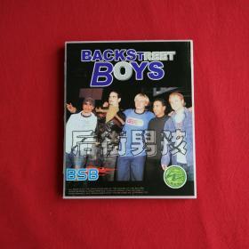 BACKSTREET BOYS后街男孩更多电话英文歌曲2张CD光碟唱片
