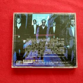 BACKSTREET BOYS BLACK&BLUE后街男孩英文歌曲CD光碟光盘唱片