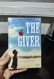 The Giver,赐予者英文,纽伯瑞文学大奖作品,瑕疵如图 无笔记无划线,满20元包邮