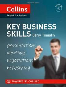 Collins Key Business Skills (With CD) (Collins English for Business)