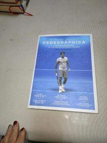 Fedegraphica:A Graphic Biography of the Genius of Roger Federer网球天才罗杰费德勒图文传记