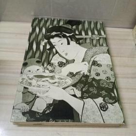 国贞/国芳/英泉   日本70年代大8开《浮世绘大系》10,1974年集英社,印制精美