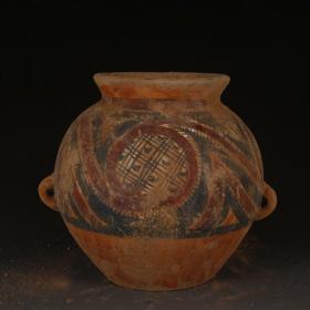 马家窑彩陶罐子
