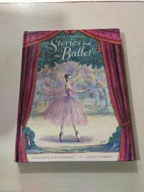 Stories from the Ballet:芭蕾舞里的故事