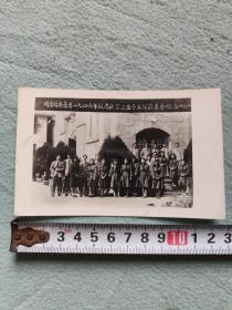 1946年国立福建音专第三届音乐节照片一张
