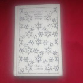 A Christmas Carol and Other Christmas Writings圣诞颂歌和其他圣诞作品 英文原版