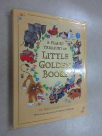 英文书   A  FAMILY  TREASURY  OF  LITTLE  GOLDEN  BOOKS  精装