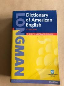 Longman Dictionary of American English (英文原版,带光盘)