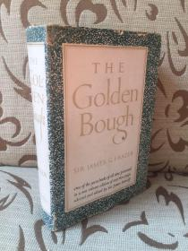 The Golden bough a study in magic and religion by James Frazer 金枝 作者精选删节一卷本