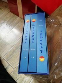 辽宁石油销售志 1991-2005【上中下】【大16开精装 盒装】
