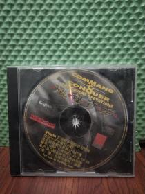 游戏光盘 隐秘行动  命令与征服(1CD)