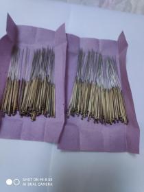 银针 老银针 针灸针 (180根)