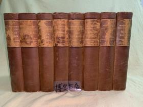 法国文学名著文库 A Libary of French Masterpieces莫泊桑《两兄弟》,福楼拜《包法利夫人,Madame Bovary》,雨果《巴黎圣母院》大仲马《茶花女》《黑郁金香》,普罗斯佩·梅里美《卡门》,龚古尔兄弟《勒内·莫普兰》,阿尔丰斯·都德《The Nabob》