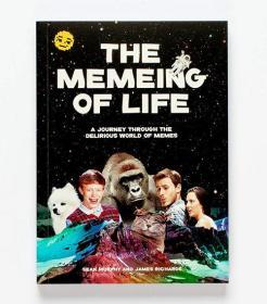 英文原版 生命的记忆:穿越迷幻的模因世界的旅程