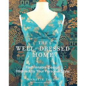 The Well-Dressed Home  Fashionable Design Inspir