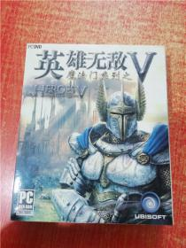 DVD 游戏光盘 魔法门系列之 英雄无敌 Ⅴ