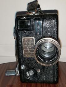 上世纪二,三十年代德国蔡司Zeiss手摇电影摄影机(比较稀少)