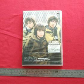 日本W-INDS最新影像特集VCD光碟光盘
