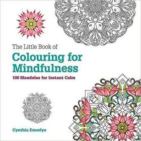 涂色书 The Little Book of Colouring for Mindfulness