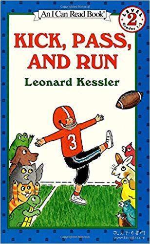 Kick, Pass, and Run:Kick Pass and Run