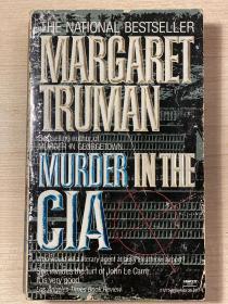【英文原版小说】MURDER IN THE CIA by Margaret Truman
