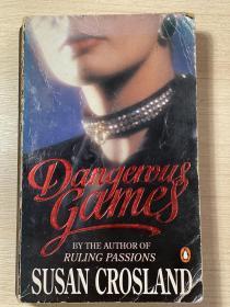 【英文原版小说】DANGEROUS GAMES by SUSAN CROSLAND