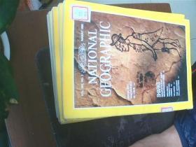 NATIONAL GEOGRAPHIC 美国国家地理杂志(英文版)1981年第1期2期3期4期5期6期共7本合售