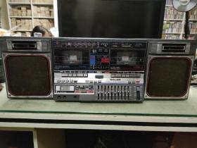 夏普GF800收录机,功能正常,音质好。