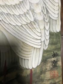 安徽著名画家高万佳精品花鸟