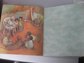 书页上的男孩- 东方娃娃 绘本版