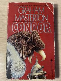 【英文原版小说】CONDOR 秃鹫 by Graham Masterton